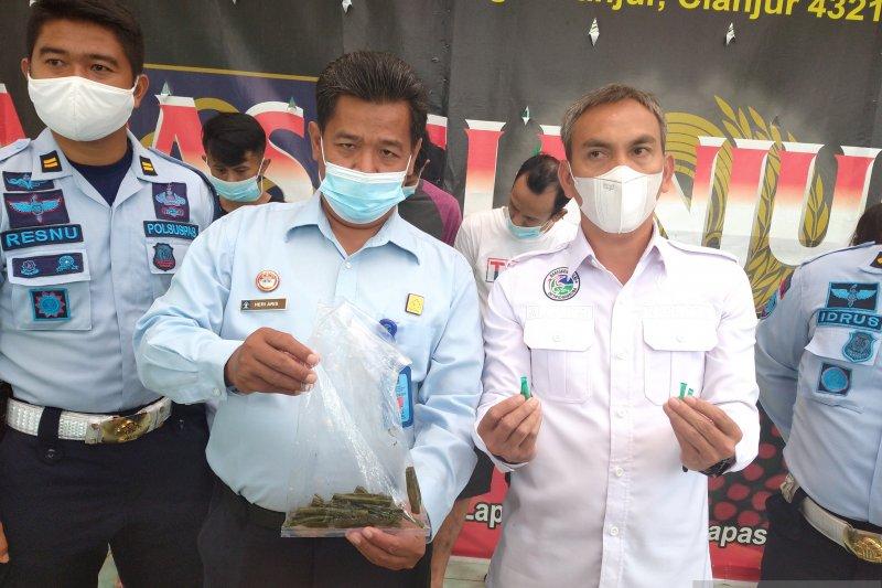 Polisi gagalkan penyelundupan narkoba ke dalam lapas Cianjur