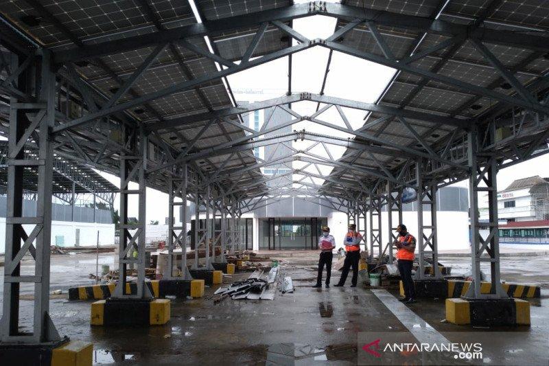 Kemenhub kembangkan energi terbarukan  melalui terminal penumpang