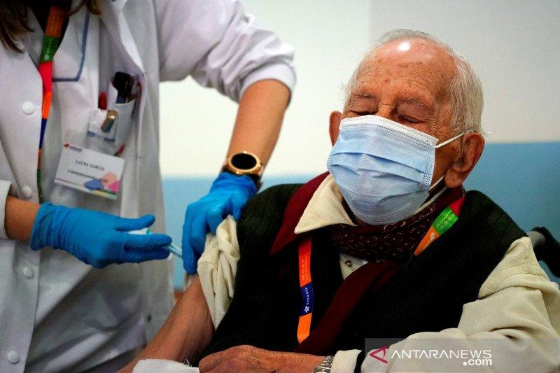 Spanyol gunakan lagi vaksin COVID-19 AstraZeneca mulai Rabu depan