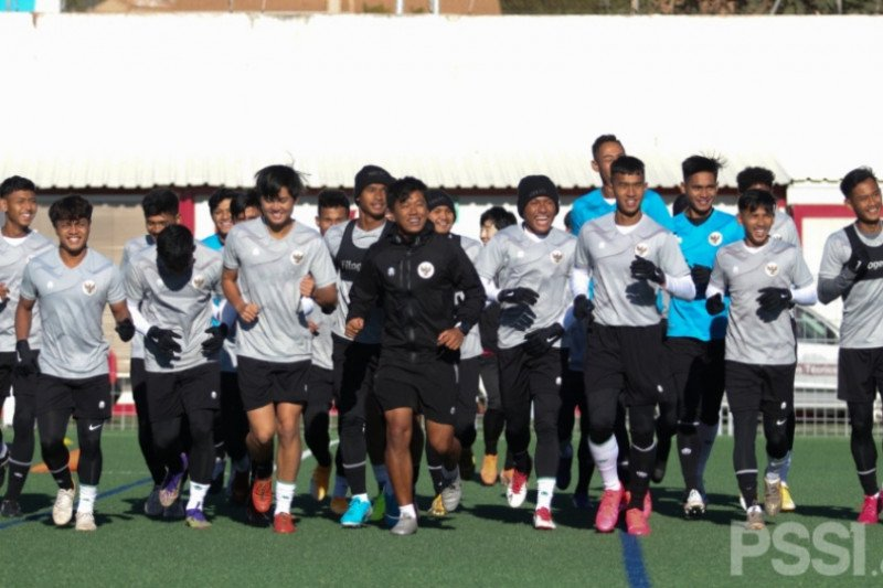 Uji coba timnas U-19 Indonesia vs Gimnstic Tarragona kembali urung digelar