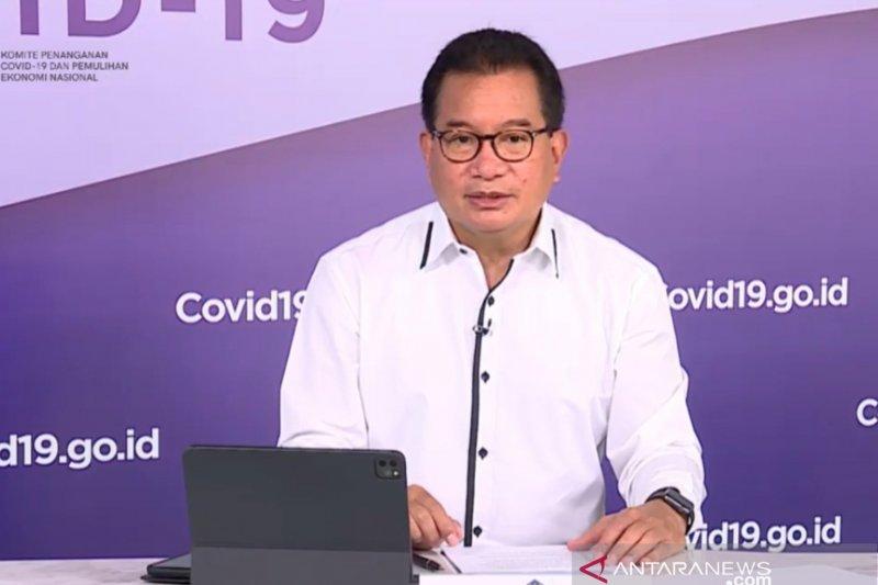 Indonesia catat kasus positif COVID-19 mingguan tertinggi sejak pandemi