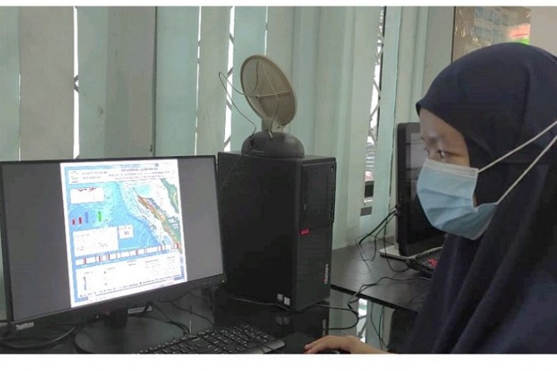 Gempa bumi magnitudo 6,4 mengguncang Gorontalo