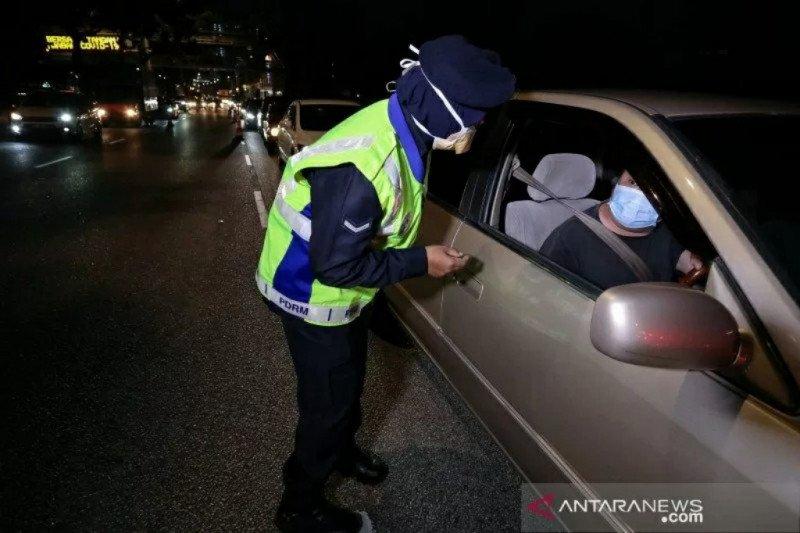 Malaysia masih larang perjalanan lintas provinsi