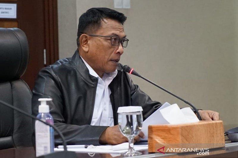 Moeldoko cermati isu Presiden Jokowi melanggar UU Penanggulangan Bencana