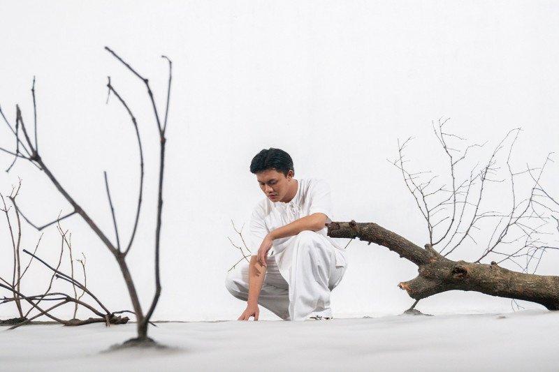 "Rizky Febian merilis single ""Ku Rindu Ibu"""