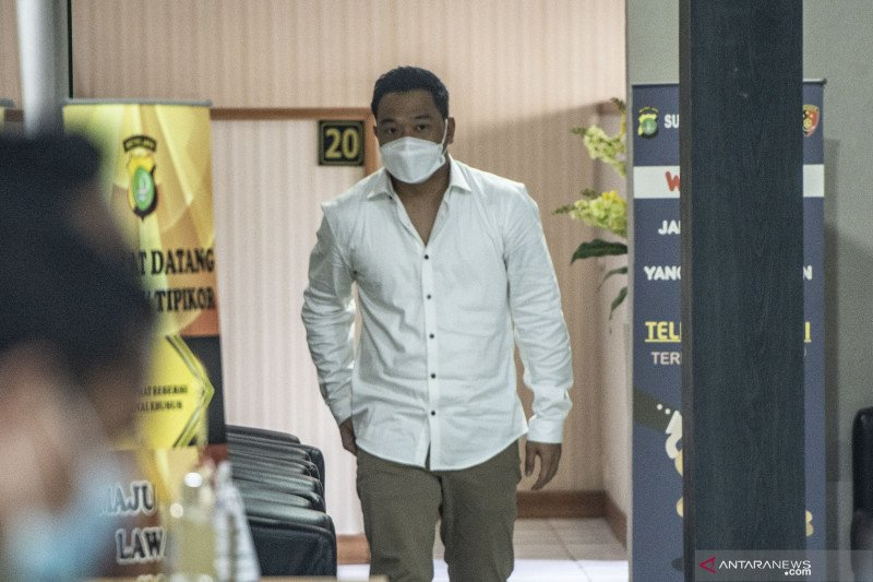 MYD pemeran pria di video asusila Gisel penuhi panggilan polisi
