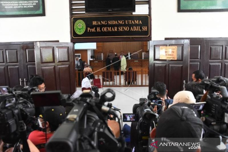Sidang Praperadilan Penetapan Tersangka Rizieq Shihab
