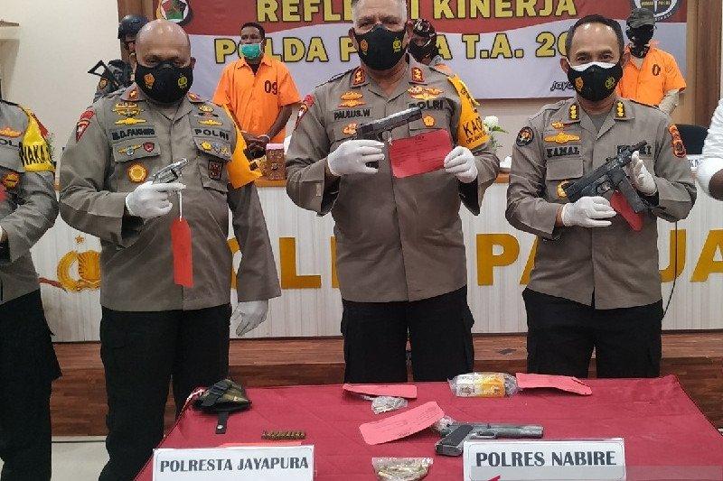 Kapolda Papua ungkap peran ASN dalam penyelundup senpi di Nabire