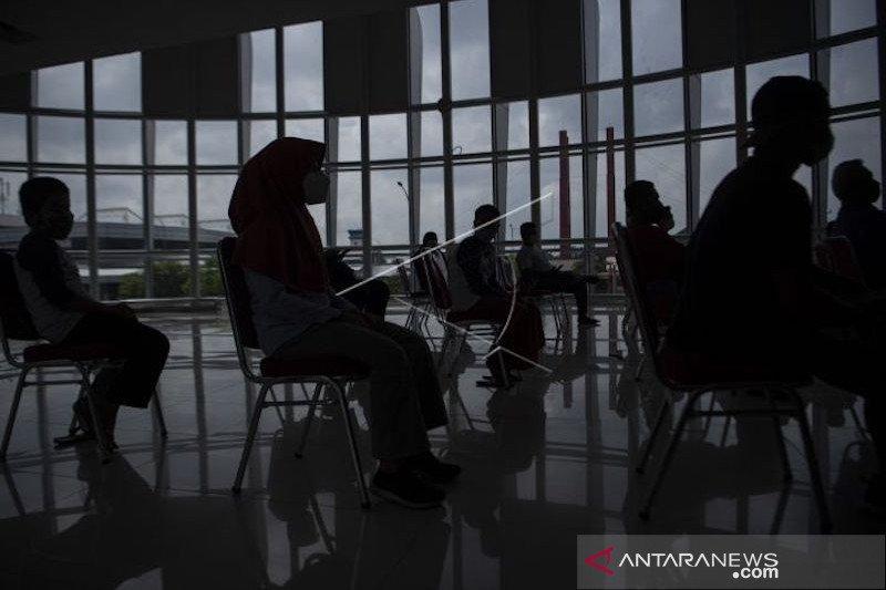 Penumpang SMB II Palembang naik 31,40 persen pada  November 2020