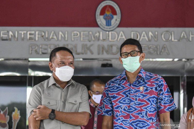Menpora akan upayakan vaksinasi COVID-19 bagi atlet PON XX Papua