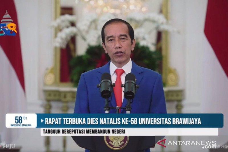 Presiden Jokowi : Pendidikan harus dilakukan dengan cara-cara baru