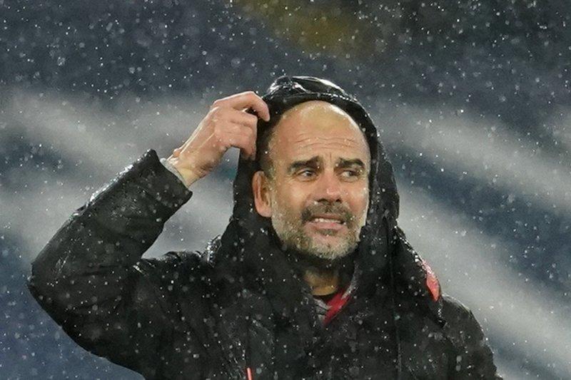 Manchester City kekurangan pemain untuk semifinal Piala Liga