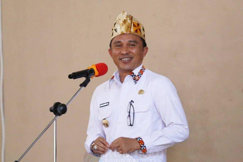 Pemkab Lampung Barat usulkan 951 nakes untuk divaksinasi tahap pertama