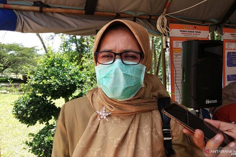 Banyak ibu hamil di Tanah Datar masih takut tes usap COVID-19