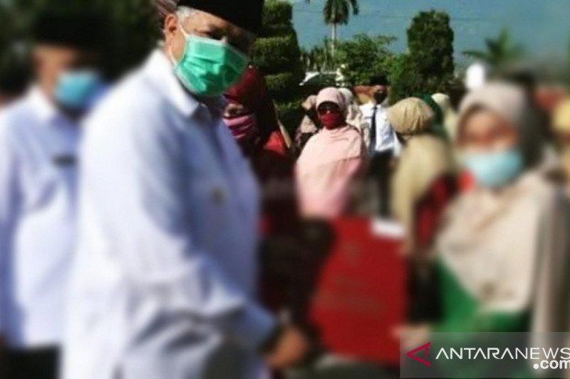 36 ASN Kemenag Kota Solok terima satyalencana karya satya