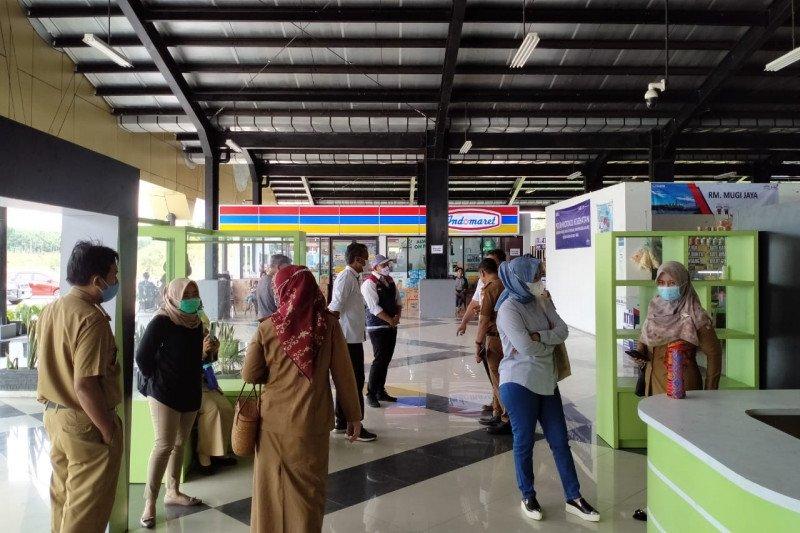 Rest Area 215 JTTS siapkan souvenir dan kerajinan khas Tulang Bawang Barat