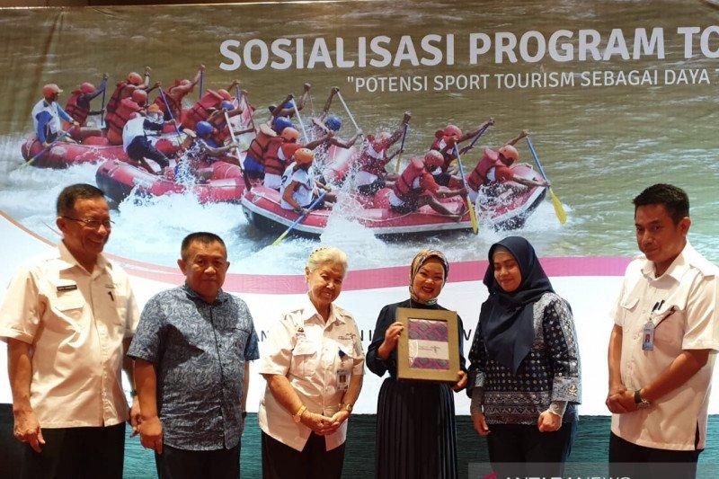 Dinas Pariwisata Palembang tata ulang pulau kemaro untuk menambah daya tarik
