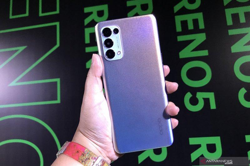 OPPO Reno5 diluncurkan di harga Rp4.999.000