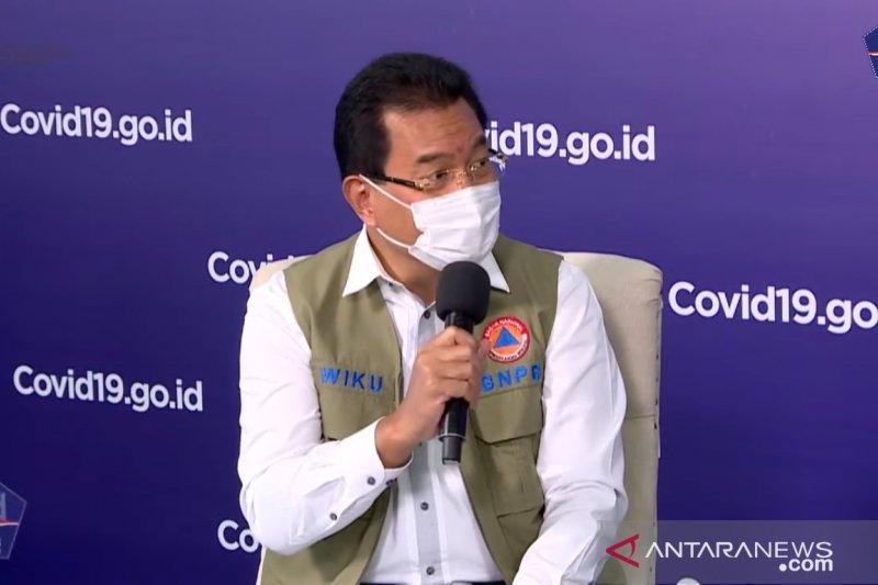 Satgas COVID-19 minta pemda alokasikan dana untuk pengadaan posko tanggap darurat