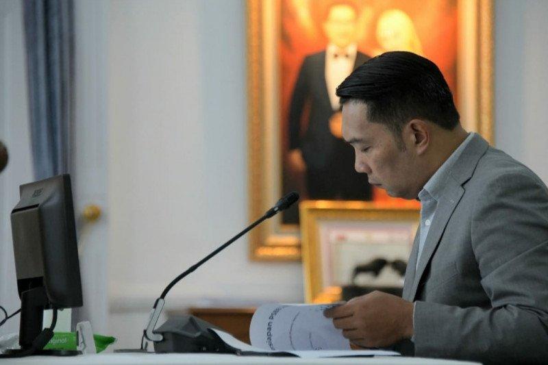 Gubernur: 20 Daerah di Jabar akan terapkan PSBB Proporsional pada 11 Januari