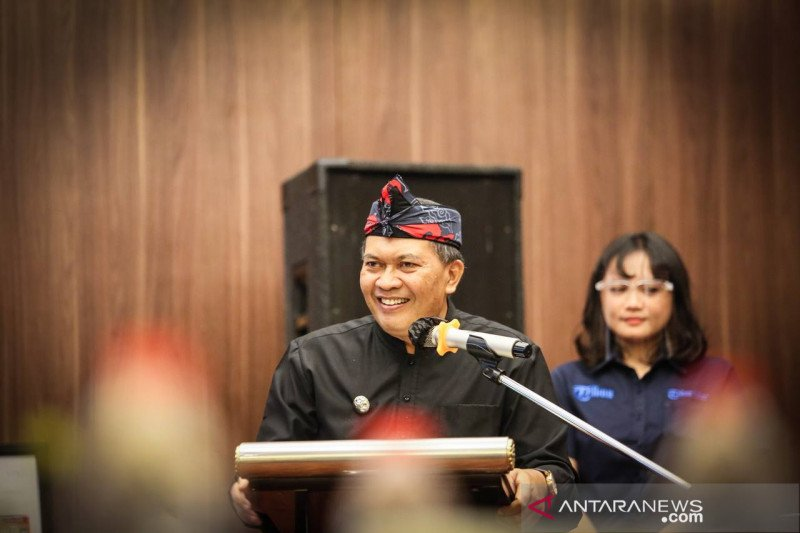 Wali Kota Bandung Oded M Danial terkonfirmasi positif COVID-19