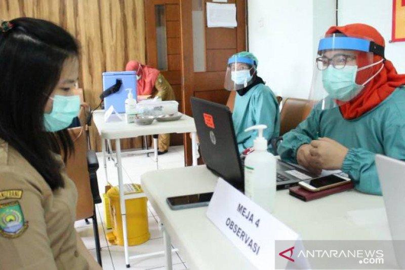 Dinkes gelar simulasi jelang pelaksanaan vaksin COVID-19