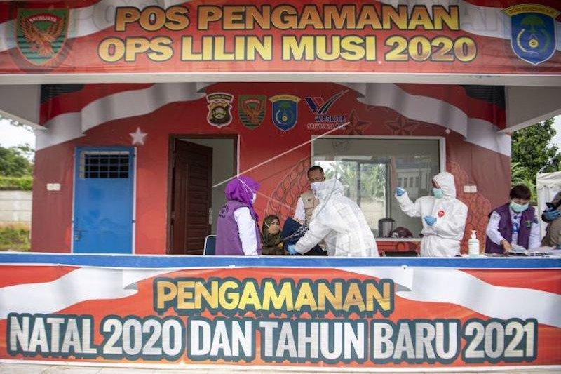 Sumatera Selatan ketatkan pengawasan  pintu masuk pendatang