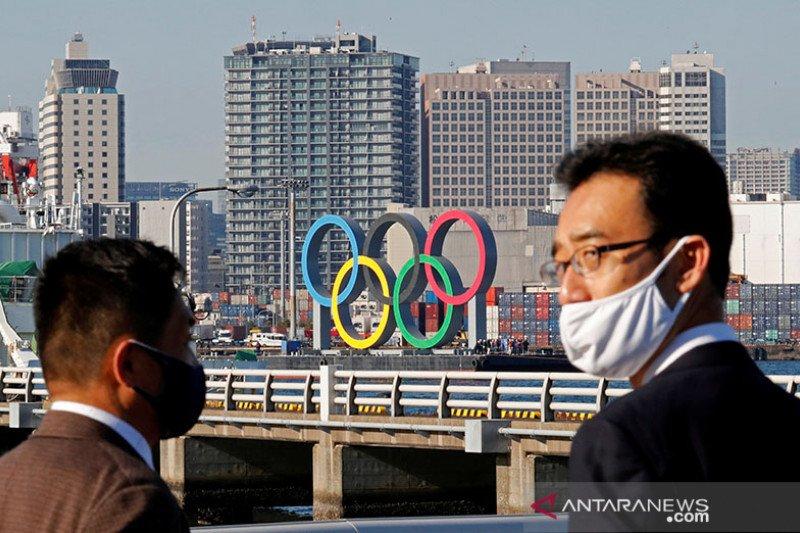 Komite Olimpiade Jepang sebut berita pembatalan Olimpiade Tokyo itu konyol