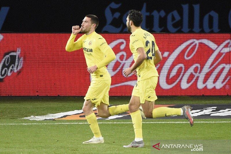 Villarreal menggilas Celta Vigo 4-0