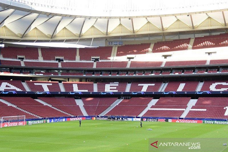 Jadwal Liga Spanyol: upaya Atletico menjaga kesucian Wanda Metropolitano