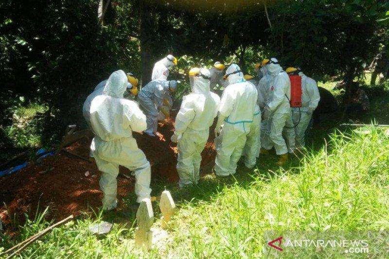 Pasien meninggal akibat COVID-19 di Sulawesi Tebggara menjadi 162 orang