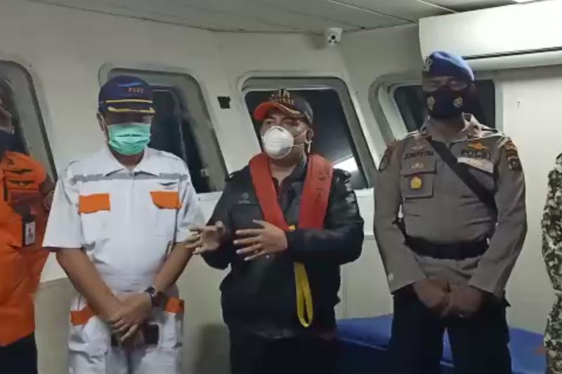 Tim SAR cari nelayan hilang di perairan Mentawai