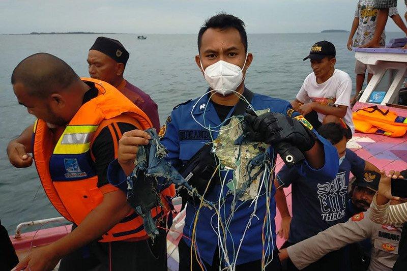 Salah satu staf KLHK ikut di pesawat Sriwijaya Air yang hilang kontak