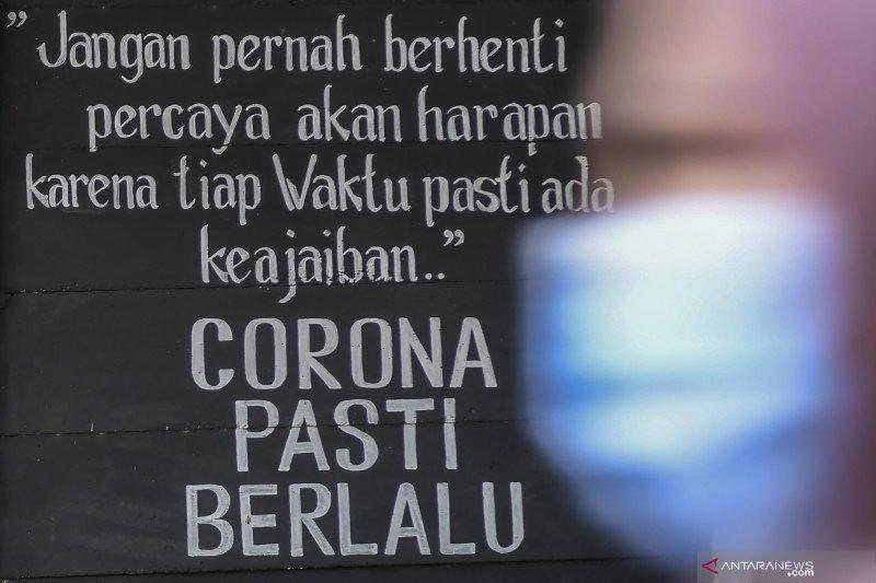 Positif baru COVID-19 capai 10.047 kasus, meninggal bertambah 302 orang