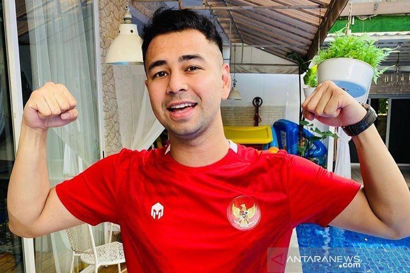 Raffi Ahmad jalani vaksinasi perdana COVID di Istana Kepresidenan