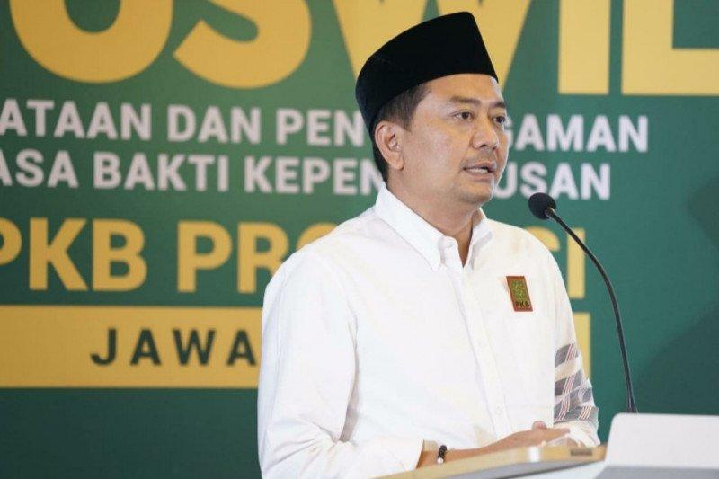 Syaiful Huda kembali pimpin PKB Jawa Barat 2021-2026