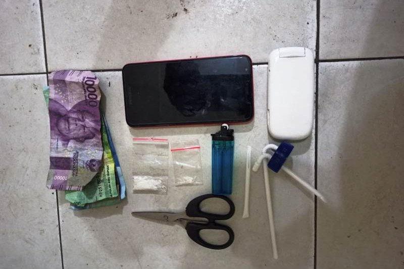 Polres Mimika tangkap tiga pelaku pengguna narkotika