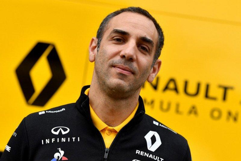 Cyril Abiteboul tinggalkan tim Formula 1 Renault