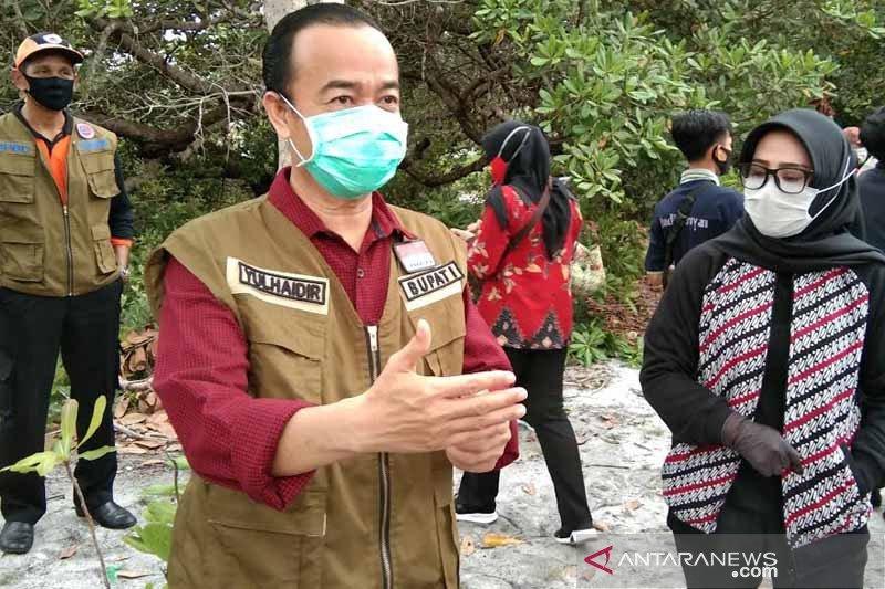 Bupati kembali instruksikan ASN Pemkab Seruyan bekerja dari rumah