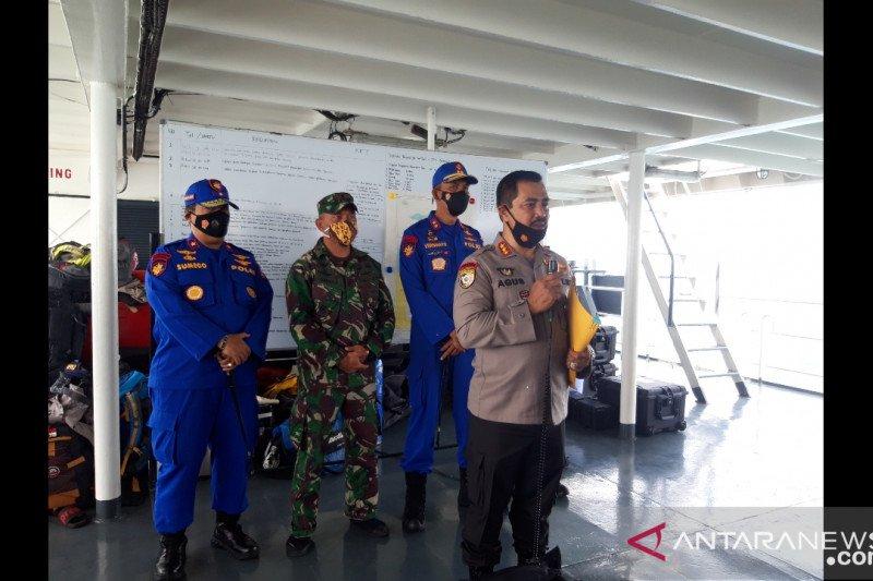 Pencarian pesawat Sriwijaya Air, kembali ditemukan serpihan pesawat dan organ manusia