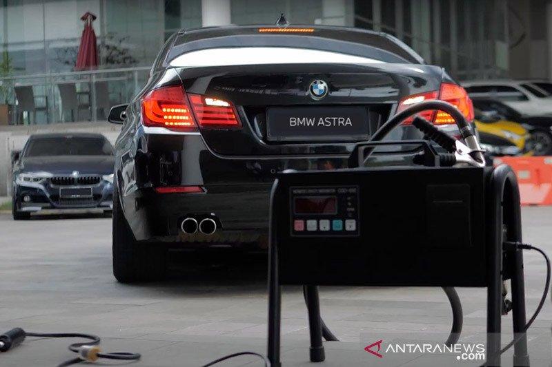 BMW pasang target penjualan kendaraan listrik tahun ini