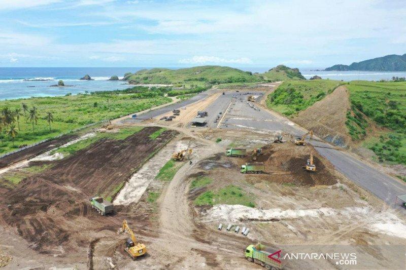 Pembebasan tanah sirkuit MotoGP di kawasan Mandalika berjalan kondusif