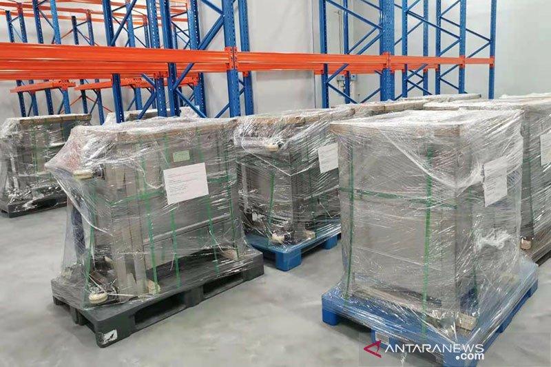 Sinovac kirim 15 juta vaksin dalam bentuk curah ke Indonesia