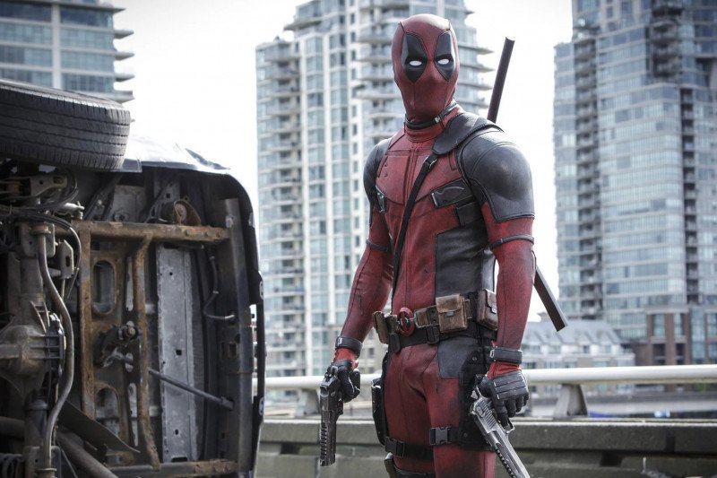 'Deadpool 3' akan jadi film rating R pertama di MCU