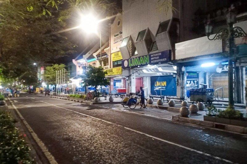 Satpol PP Yogyakarta masih menemukan pelanggaran PPKM