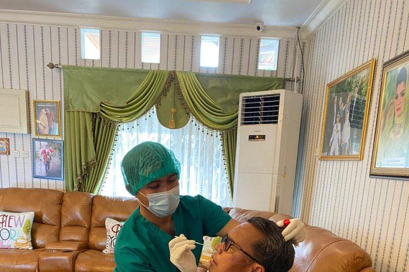 Gubernur  bersama 13 tokoh Sulsel dijadwalkan jalani vaksinasi COVID-19  pada 14 Januari