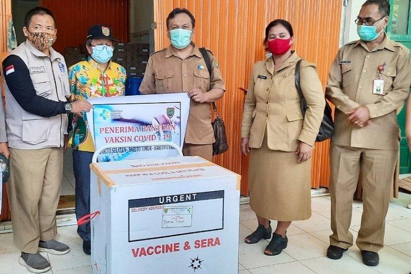Pemkab Bartim terima 600 vaksin COVID-19
