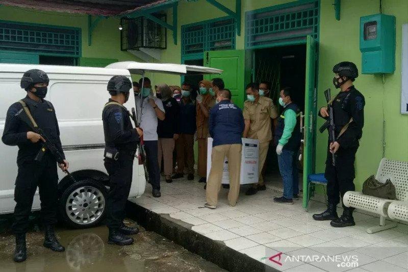 Jatah vaksin sinovac Kota Palembang bertambah