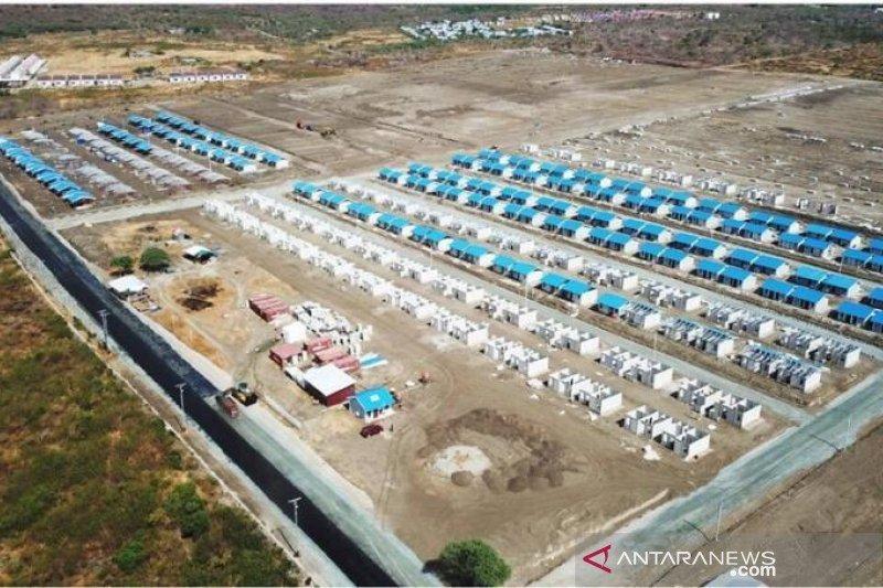 PUPR tambah 745 unit hunian untuk korban gempa Sulteng