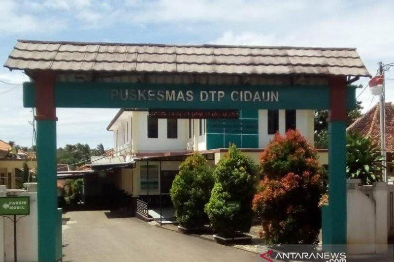 Lima tenaga kesehatan Puskesmas Cidaun Cianjur sembuh